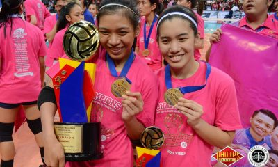 Tiebreaker Times Best Setter, Finals MVP Jia Morado credits teammates for individual success News PVL Volleyball  Jia Morado Creamline Cool Smashers 2018 PVL Women's Reinforced Conference 2018 PVL Season