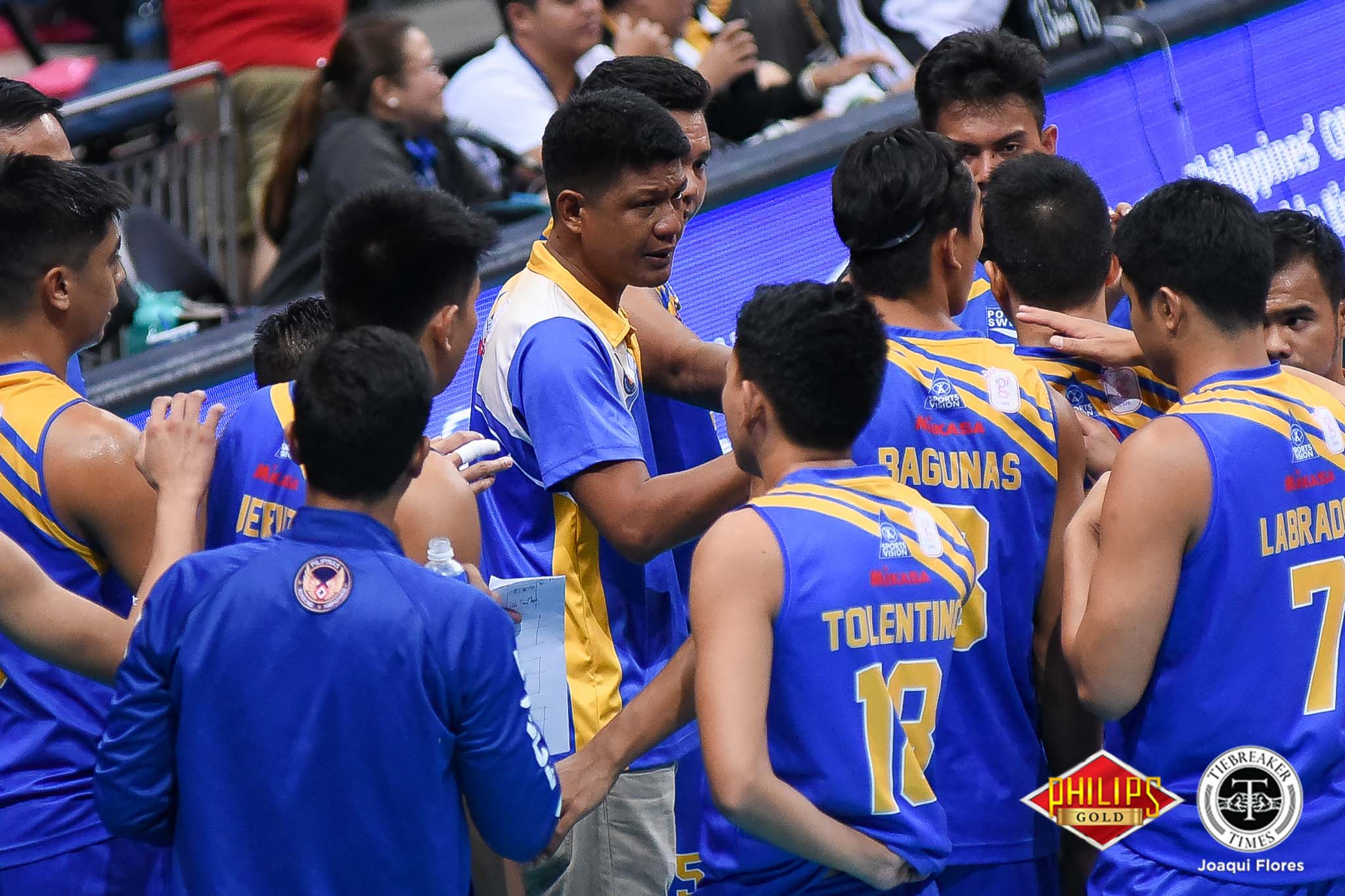 PVL-Reinforced-Finals-G1-Air-Force-vs.-Cignal-Rhovyl-Verayo-6066 PNVF appoints Odjie Mamon, Dante Alinsunurin as NT head coaches Beach Volleyball News Volleyball  - philippine sports news