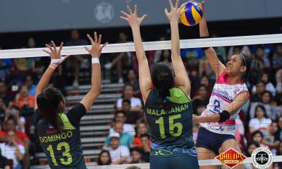 Tiebreaker Times Alyssa Valdez pulling championship moxie from known-winner teammates News PVL Volleyball  Creamline Cool Smashers Alyssa Valdez 2018 PVL Women's Reinforced Conference 2018 PVL Season
