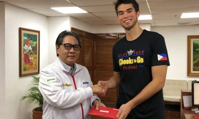 Tiebreaker Times Troy Rike donates Chooks-to-Go incentive to Filipino, Australian charities 2019 FIBA World Cup Qualifiers Basketball Gilas Pilipinas News  Troy Rike Gilas Cadets Chooks-to-Go 2019 FIBA World Cup Qualifiers Group B 2019 FIBA World Cup Qualifiers