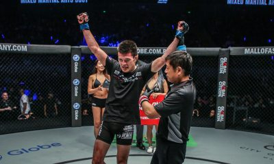 Tiebreaker Times Shinya Aoki wrecks Shannon Wiratchai; Renzo Gracie picks up first win in 11 years Mixed Martial Arts News ONE Championship  Yuki Kondo Shinya Aoki Shannon Wiratchai Renzo Gracie ONE: Reign of Kings