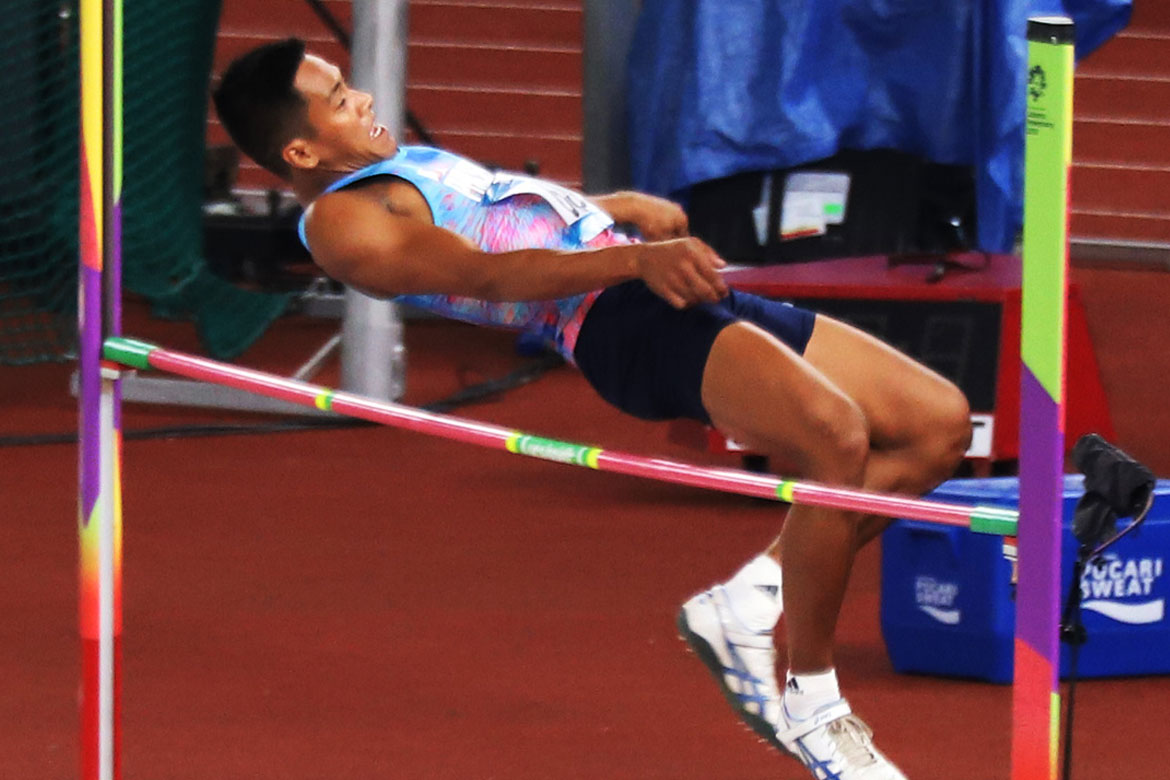 Tiebreaker Times Aries Toledo pulled out of decathlon due to injury News Track & Field  Philippine Athletics and Track & Field Association Philip Juico aries toledo 2017 SEA Games - Athletics