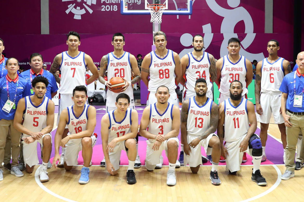 Tiebreaker Times Gilas continue mastery of Japan, advance to 5th place game Basketball Gilas Pilipinas News  Yeng Guiao Paul Lee Jordan Clarkson Japan (Basketball) Gilas Elite Christian Standhardinger 2018 Asian Games-Basketball 2018 Asian Games