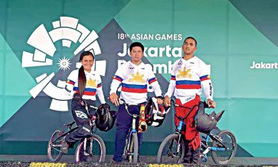 Tiebreaker Times Daniel Caluag out to keep throne Cycling News  Sienna Feinnes Daniel Caluag Christopher Caluag 2018 Asian Games-Cycling 2018 Asian Games