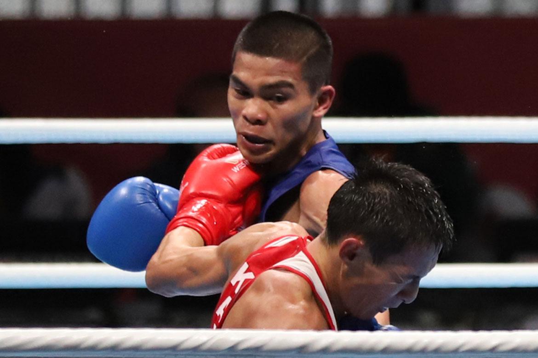 Tiebreaker Times Carlo Paalam assures boxing team second medal Boxing News  carlo paalam 2018 Asian Games-Boxing 2018 Asian Games