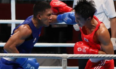 Tiebreaker Times Eumir Marcial handed same heartbreak as Paalam Boxing News  Eumir Marcial 2018 Asian Games-Boxing 2018 Asian Games