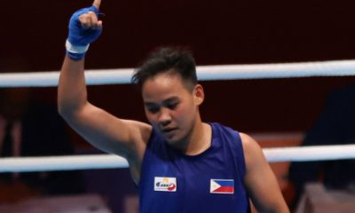 Tiebreaker Times Nesthy Petecio suffers upset in OQT 2020 Tokyo Olympics Boxing News  Nesthy Petecio 2020 Asia and Oceania Olympic Boxing Qualifiers