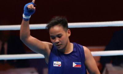 Tiebreaker Times Nesthy Petecio suffers controversial loss to China's Yin Jun Hua Boxing News  Nesthy Petecio Joel Becho Ed Picson 2018 Asian Games-Boxing 2018 Asian Games
