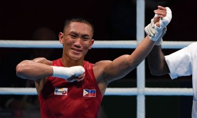 Tiebreaker Times Rogen Ladon set for podium finish Boxing News  Rogen Ladon 2018 Asian Games-Boxing 2018 Asian Games