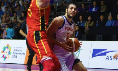 Tiebreaker Times Yeng Guiao on officiating versus China: 'They let a Hong Kong ref against us' Basketball Gilas Pilipinas News  Yeng Guiao Gilas Elite 2018 Asian Games-Basketball 2018 Asian Games