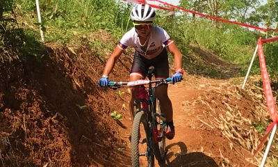 Tiebreaker Times Ariana Dormitorio suffers unfortunate crash in Women's Cross-country Cycling News  Integrated Cycling Federation of the Philippines Boying Rodriguez Ariana Dormitorio 2018 Asian Games-Cycling 2018 Asian Games