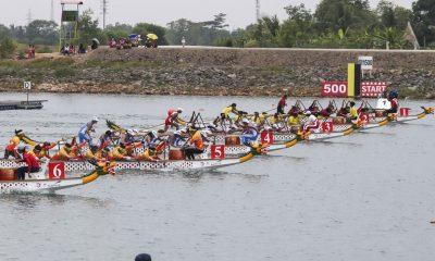 Tiebreaker Times Men's Dragon Boat squad finishes 5th in 500m event Canoeing News  Philippine Canoe Kayak Dragon Boat Federation Lenlen Escollante Jonne Go 2018 Asian Games-Canoeing 2018 Asian Games