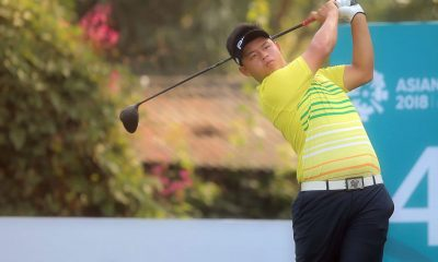 Tiebreaker Times Weiwei Gao tied for third after Day 2 of Golf Golf News  Weiwei Gao Luis Miguel Castro Lloyd Jefferson Go Leslie Go Bianca Pagdanganan 2018 Asian Games-Golf 2018 Asian Games