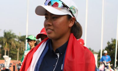 Tiebreaker Times After taking down Asiad, Yuka Saso looks to conquer Youth Olympics Golf News  Yuka Saso Rick Gibson 2018 Asian Games-Golf 2018 Asian Games
