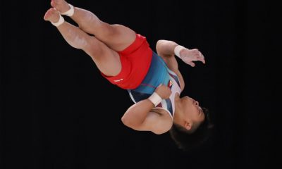 Tiebreaker Times Carlos Yulo becomes first Filipino to qualify in World Gymnastics Championships Gymnastics News  Carlos Yulo 2018 World Artistic Gymnastics Championships