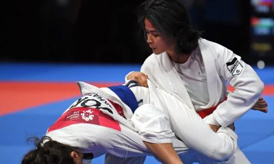 Tiebreaker Times All-Filipino bronze medal jiu-jitsu match set for Women's -49kg Brazilian Jiu Jitsu News  Meggie Ochoa Marc Alexander Lim Kaila Napolis Gian Dee 2018 Asian Games-Jiujitsu 2018 Asian Games