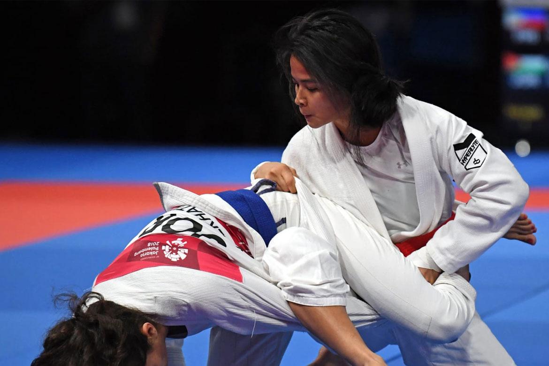 Tiebreaker Times All-Filipino bronze medal jiu-jitsu match set for Women's -49kg Brazilian Jiu Jitsu News  Meggie Ochoa Marc Alexander Lim Kaila Napolis Gian Dee 2018 Asian Games-Jiujitsu 2018 Asian Games