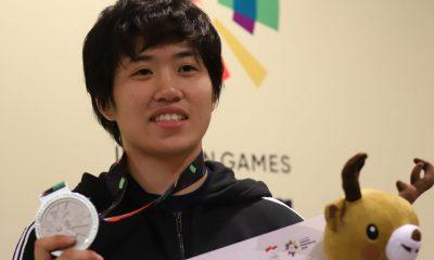 Tiebreaker Times Kiyomi Watanabe gives Philippines first silver Judo News  Kiyomi Watanabe 2018 Asian Games-Judo 2018 Asian Games