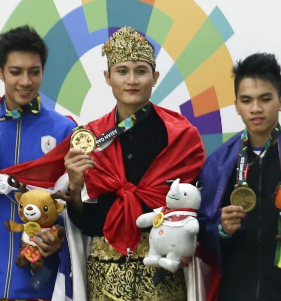 Tiebreaker Times Almohaidib Abad captures Pencak Silat Team's 4th bronze News Pencak Silat  Almohaidib Abad 2018 Asian Games-Pencak Silat 2018 Asian Games