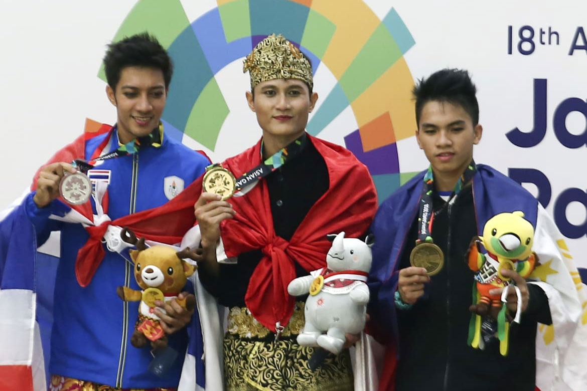 Almohaidib Abad captures Pencak Silat Team's 4th bronze ...