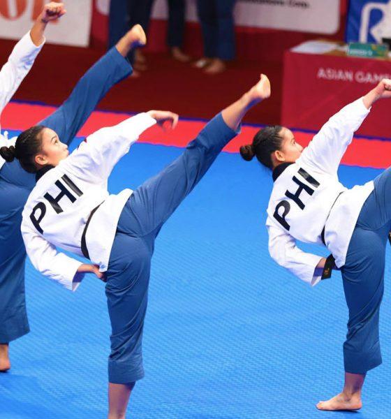 Tiebreaker Times Taekwondo teams bag twin bronzes in Poomsae News Taekwondo  Rodolfo Reyes Jr Rinna Babanto Juvenile Faye Crisostomo Jeordan Dominguez Janna Oliva Igor Mella Dustin Mella 2018 Asian Games-Taekwondo 2018 Asian Games