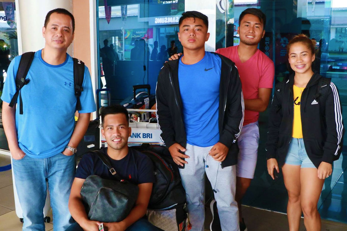 Tiebreaker Times Tennis, Shooting teams figure in tough road to Palembang News Shooting Tennis  Philippine Tennis Team Philippine Shooting Team Niño Alcantara Jeson Patrombon Jade Capadocia Hagen Topacio Chris Cuarto AJ Lim 2018 Asian Games-Tennis 2018 Asian Games-Shooting 2018 Asian Games