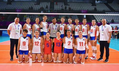 Tiebreaker Times Real battle begins for Women's Volleyball Team, says Aby Marano News Volleyball  Shaq delos Santos Philippine Women's National Volleyball Team Aby Marano 2018 Asian Games-Volleyball 2018 Asian Games