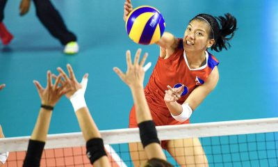 Tiebreaker Times Alyssa Valdez, PWNVT all-heart, all-pride as they face host Indonesia News Volleyball  Alyssa Valdez 2018 Asian Games-Volleyball 2018 Asian Games
