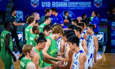 Tiebreaker Times Australia proves to be too much for Batang Gilas Basketball Gilas Pilipinas News  Josh Reyes Batang Gilas Australia (Basketball) 2018 FIBA Under-18 Asian Championship