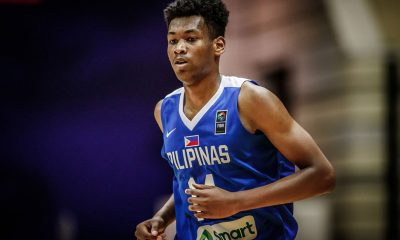 Tiebreaker Times Batang Gilas show might against UAE ahead of China showdown Basketball Gilas Pilipinas News  Xyrus Torres UAE (Basketball) Rhayyan Amsali Raven Cortez Kai Sotto Josh Reyes AJ Edu 2018 FIBA Under-18 Asian Championship