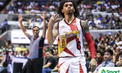 Tiebreaker Times Chris Ross ready to help Gilas in any way he can 2019 FIBA World Cup Qualifiers Basketball Gilas Pilipinas News PBA  Yeng Guiao Gilas Pilipinas Men Chris Ross 2019 FIBA World Cup