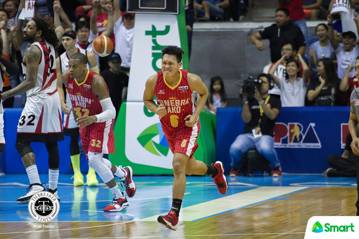 Tiebreaker Times No issue for Tim Cone as Ginebra plays in opener, Guam in span of six days Basketball News PBA  Tim Cone PBA Season 44 Barangay Ginebra San Miguel 2019 PBA Philippine Cup
