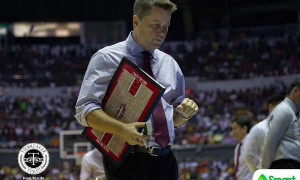 Tiebreaker Times Tim Cone was once endorsed to be part of Knicks Basketball News PBA  Tim Cone PBA Season 45