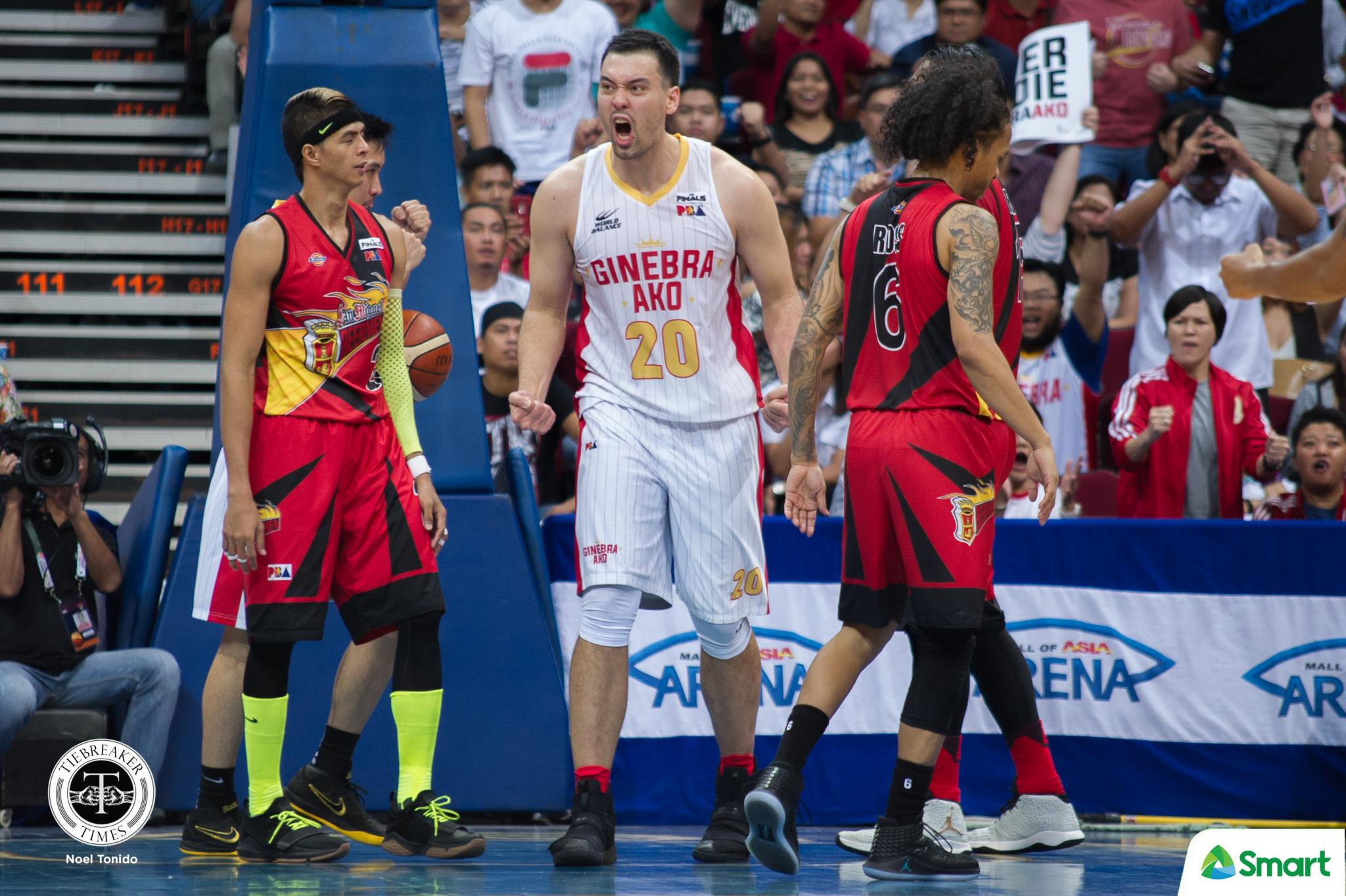 7f9a0dcc21 Tiebreaker Times With Greg Slaughter healthy, best has yet to come for Ginebra  Basketball News