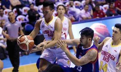 Tiebreaker Times Everything is falling into place for Scottie Thompson Basketball Gilas Pilipinas News PBA  Scottie Thompson PBA Season 43 Gilas Elite Barangay Ginebra San Miguel 2019 FIBA World Cup Qualifiers 2018 PBA Governors Cup