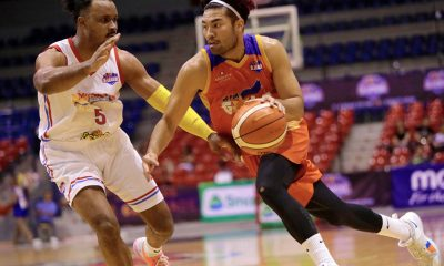 Tiebreaker Times Gab Banal tallies triple-double as Go for Gold punches Finals ticket Basketball News PBA D-League  Trevis Jackson Marinerong Pilipino-TIP Skippers Kris Porter Koy Banal Jerick Canada Go-for-Gold Scratchers Gab Banal Charles Tiu Abu Tratter 2018 PBA D-League Season 2018 PBA D-League Foundation Cup