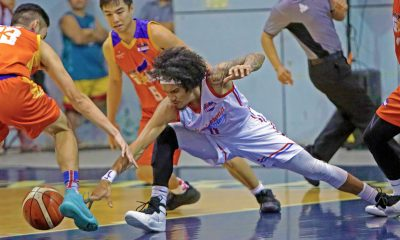 Tiebreaker Times As D-League stint ends, Trevis Jackson about to tread road to the pros Basketball News PBA D-League  Trevis Jackson Marinerong Pilipino-TIP Skippers 2018 PBA Draft 2018 PBA D-League Season 2018 PBA D-League Foundation Cup