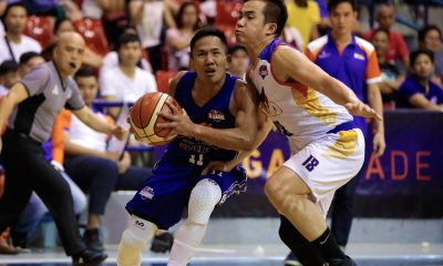 Tiebreaker Times Jeff Viernes, Che'Lu force winner-take-all Game 5 Basketball News PBA D-League  Stevenson Tiu Rey Publico Matt Salem Jessie Collado Jeff Viernes Go-for-Gold Scratchers Gab Banal Chris Bitoon Che'Lu Revellers Charles Tiu 2018 PBA D-League Season 2018 PBA D-League Foundation Cup