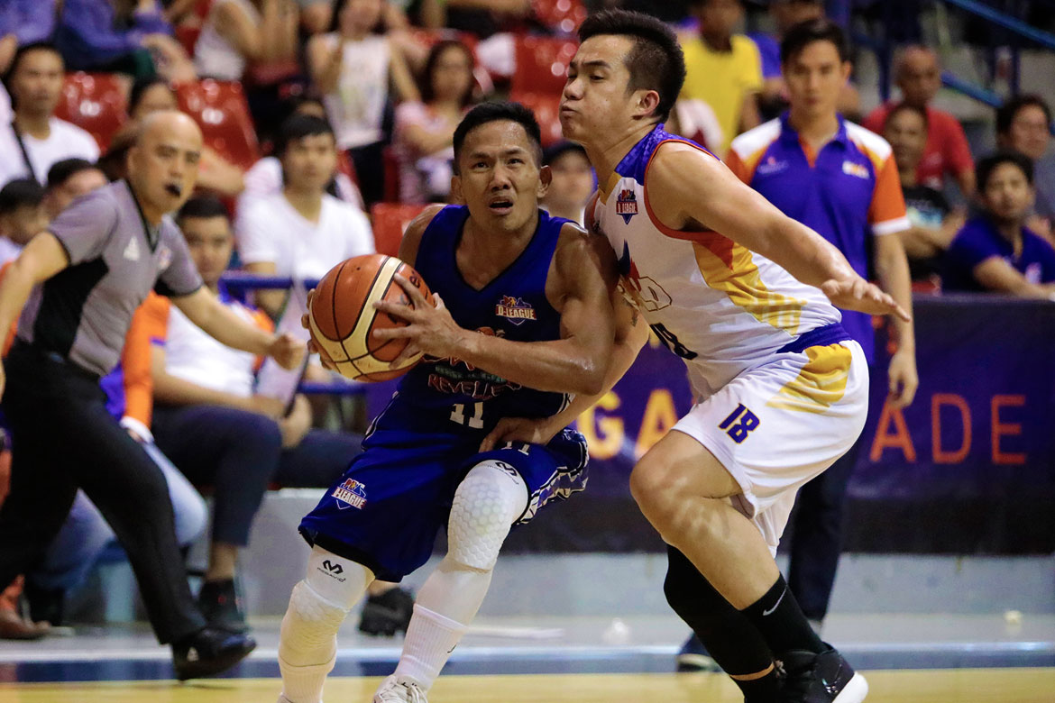 2018-pba-dleague-foundation-cup-finals-chelu-def-go-for-gold-jeff-viernes MVP Jeff Viernes grateful for teammates stepping up in crucial win Basketball News PBA D-League  - philippine sports news