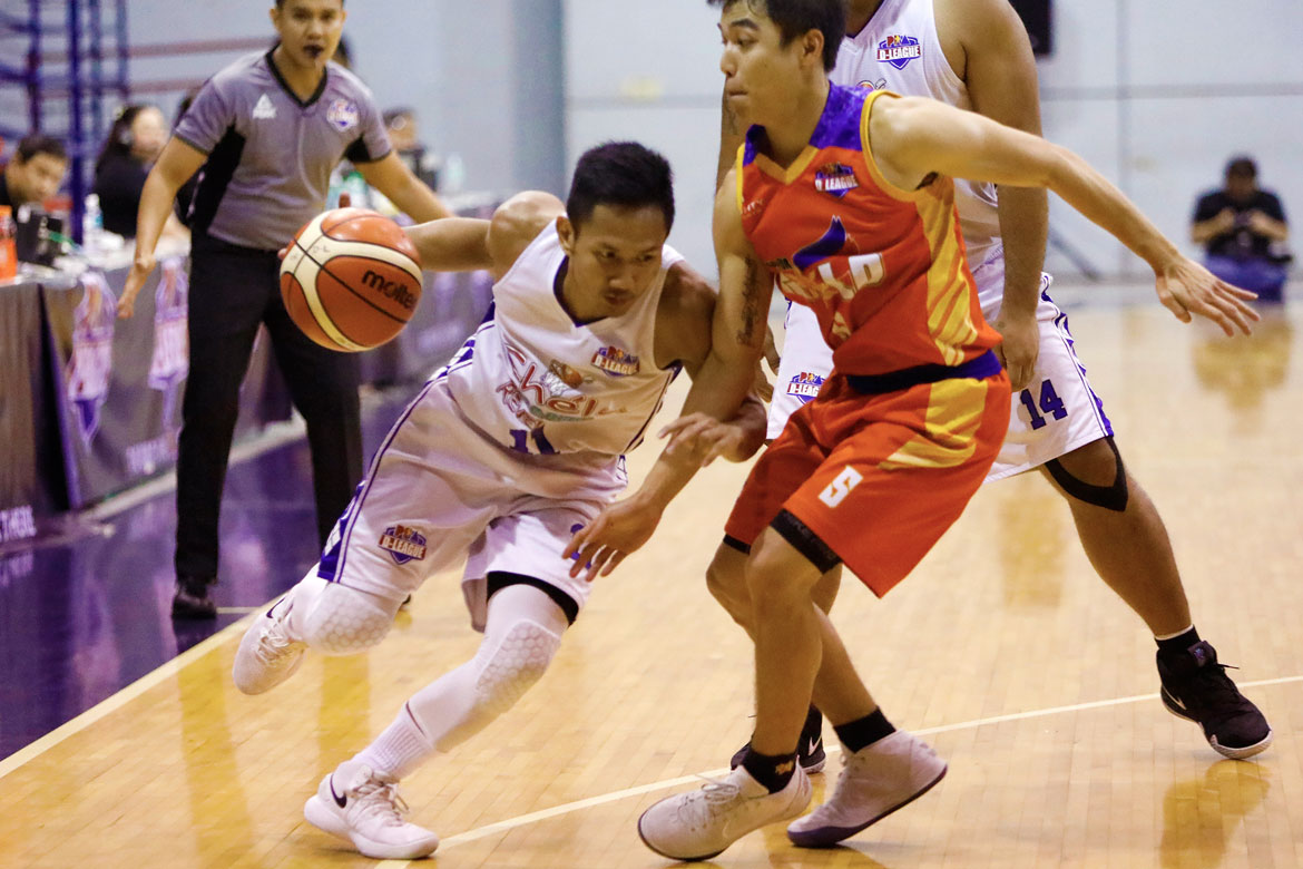 Tiebreaker Times Jeff Viernes confident Che'lu has learned from last conference's heartbreak Basketball News PBA D-League  Jeff Viernes Che'Lu Revellers 2018 PBA D-League Season 2018 PBA D-League Foundation Cup