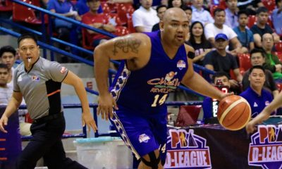 Tiebreaker Times Jay-R Taganas laments poor effort as Che'lu loses bid for 2-0 Finals lead Basketball News PBA D-League  Jay-R Taganas Che'Lu Revellers 2018 PBA D-League Season 2018 PBA D-League Foundation Cup