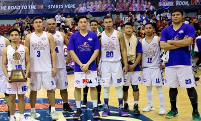 Tiebreaker Times The mission continues for Jeff Viernes Basketball News PBA D-League  Jeff Viernes Che'Lu Revellers 2018 PBA D-League Season 2018 PBA D-League Foundation Cup