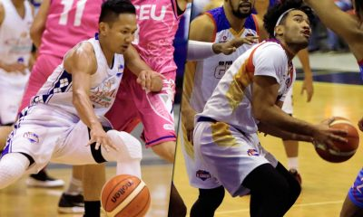 Tiebreaker Times Former pros Jeff Viernes, Gab Banal lead Foundation Cup MVP race Basketball News PBA D-League  Trevis Jackson Pierce Chan Jorey Napoles Jessie Collado Jeff Viernes Gab Banal Chris Bitoon 2018 PBA D-League Season 2018 PBA D-League Foundation Cup