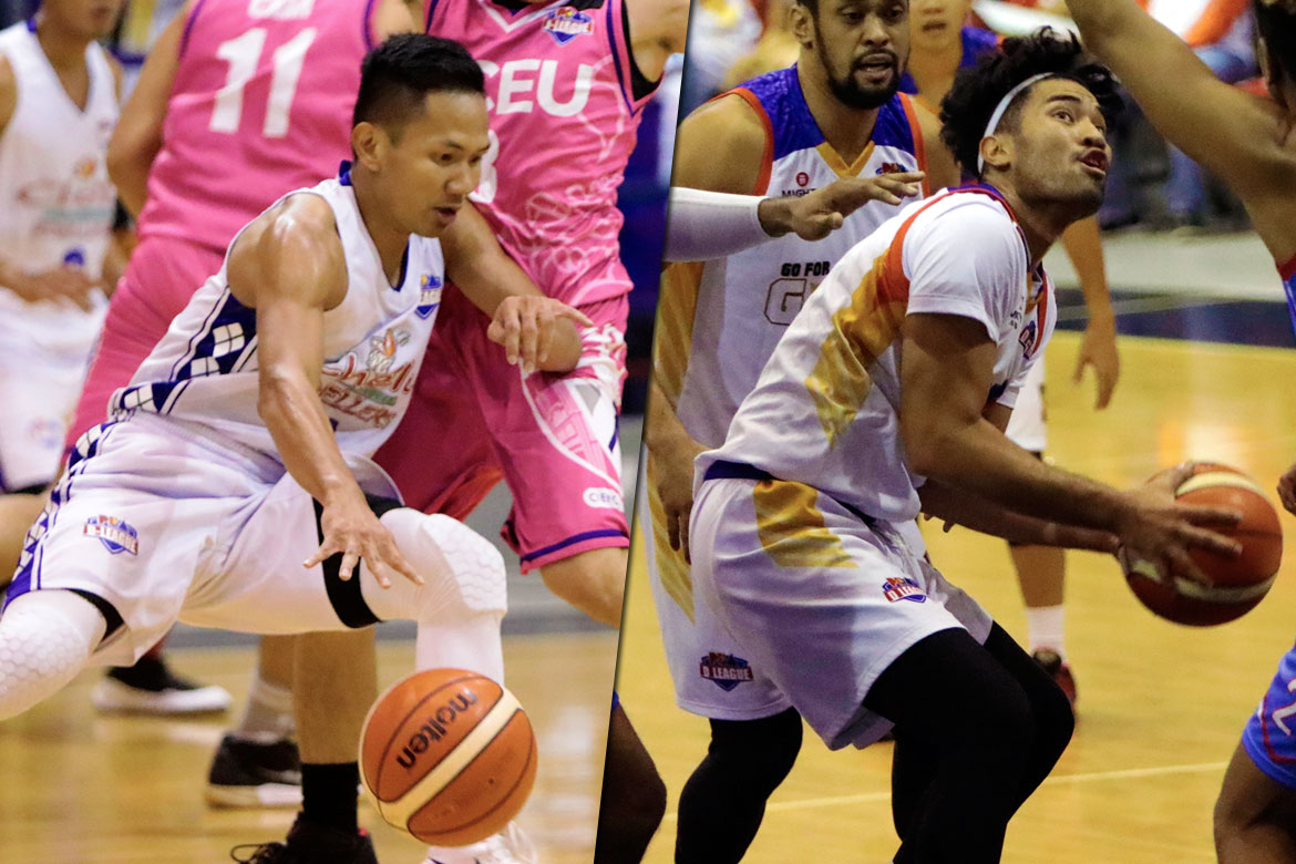 Tiebreaker Times Ariel Vanguardia set to coach Go for Gold-flavored IECO in Terrific 12 Basketball News PBA D-League  Sam Logwood Ron Dennison Richard Howell Rey Publico Matt Salem Kris Porter Jeff Viernes Jai Reyes IECO Green Warriors Go-for-Gold Scratchers Gab Banal 2018 Terrific 12 2018 Asia League Season