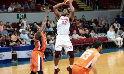 Tiebreaker Times Dagger triple atones for his 'terrible' debut, says Mike Harris Basketball News PBA  PBA Season 43 Mike Harris Alaska Aces 2018 PBA Governors Cup