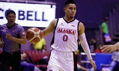 Tiebreaker Times Comm's Cup semis loss only lit the fire within Simon Enciso Basketball News PBA  Simon Enciso PBA Season 43 Alaska Aces 2018 PBA Governors Cup