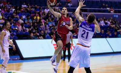 Tiebreaker Times Chris Banchero on career-high assists: 'It's easy to have that many assists when guys are on fire' Basketball News PBA  PBA Season 43 Chris Banchero Alex Compton Alaska Aces 2018 PBA Governors Cup