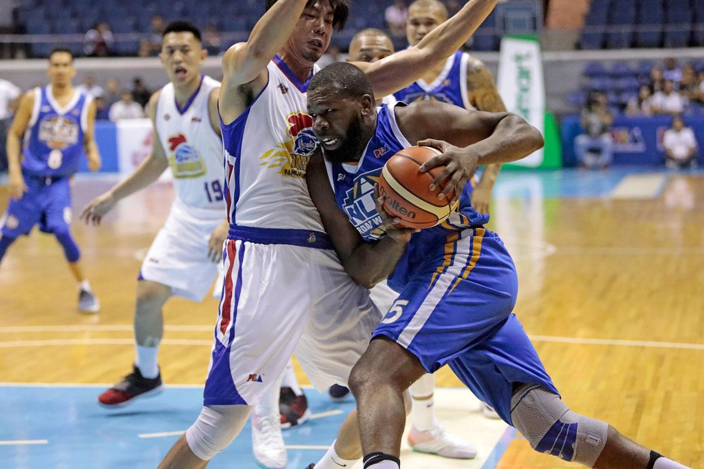 Tiebreaker Times Bittersweet Wednesday for Olu Ashaolu Basketball News PBA  PBA Season 43 Olu Ashaolu NLEX Road Warriors 2018 PBA Governors Cup