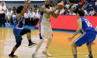 Tiebreaker Times New Team, Same Goal: Romeo Travis looks to settle unfinished business Basketball News PBA  Romeo Travis PBA Season 43 Magnolia Hotshots 2018 PBA Governors Cup