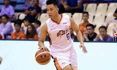Tiebreaker Times Meralco overcomes Columbian in Governors' Cup opener Basketball News PBA  PBA Season 43 Norman Black Mike Tolomia Meralco Bolts Johnedel Cardel Jerramy King Columbian Dyip Baser Amer Akeem Wright 2018 PBA Governors Cup